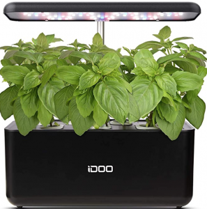 iDOO Hydroponics Growing System, right now just $63.99 at Amazon.