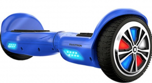 Today Only - $99.99 (Was $179.99) Swagtron - T882 Electric Self-Balancing Scooter- Blue at Best Buy.