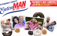 Enter Entenmann's Donuts Father's Day Contest for a chance to win a VIP Daytona Race Trip package and donuts for a year!
